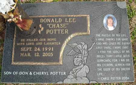 POTTER, DONALD LEE - Faulkner County, Arkansas | DONALD LEE POTTER - Arkansas Gravestone Photos