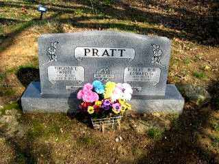 PRATT, VIRGINIA L. - Faulkner County, Arkansas | VIRGINIA L. PRATT - Arkansas Gravestone Photos