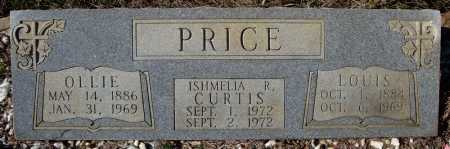 CURTIS, ISHMELIA R. - Faulkner County, Arkansas | ISHMELIA R. CURTIS - Arkansas Gravestone Photos