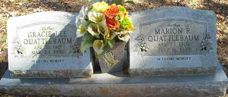 QUATTLEBAUM, GRACIE LEE - Faulkner County, Arkansas | GRACIE LEE QUATTLEBAUM - Arkansas Gravestone Photos