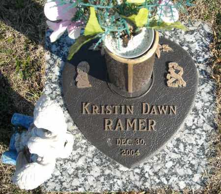 RAMER, KRISTIN DAWN - Faulkner County, Arkansas | KRISTIN DAWN RAMER - Arkansas Gravestone Photos