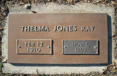 RAY, THELMA - Faulkner County, Arkansas | THELMA RAY - Arkansas Gravestone Photos