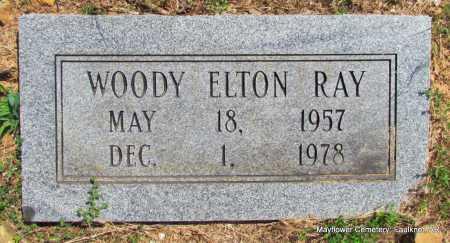 RAY, WOODY - Faulkner County, Arkansas | WOODY RAY - Arkansas Gravestone Photos