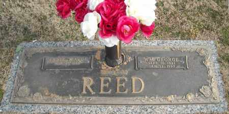REED, WILLIAM GEORGE - Faulkner County, Arkansas | WILLIAM GEORGE REED - Arkansas Gravestone Photos