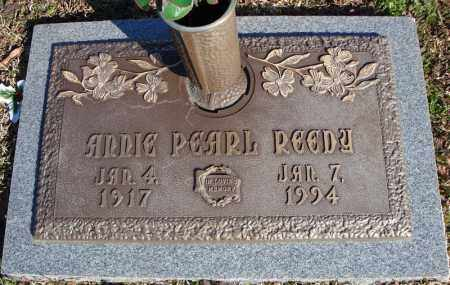 REEDY, ANNIE PEARL - Faulkner County, Arkansas | ANNIE PEARL REEDY - Arkansas Gravestone Photos