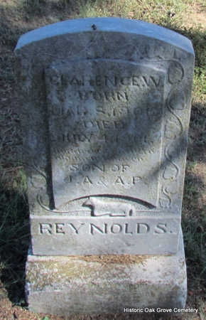 REYNOLDS, CLARENCE W. - Faulkner County, Arkansas | CLARENCE W. REYNOLDS - Arkansas Gravestone Photos