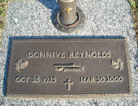REYNOLDS, DONNIVE - Faulkner County, Arkansas | DONNIVE REYNOLDS - Arkansas Gravestone Photos