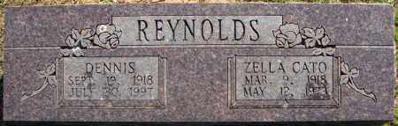 REYNOLDS, ZELLA - Faulkner County, Arkansas | ZELLA REYNOLDS - Arkansas Gravestone Photos