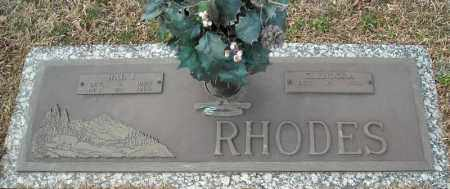 RHODES, HAL J. - Faulkner County, Arkansas | HAL J. RHODES - Arkansas Gravestone Photos