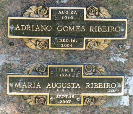 RIBEIRO, MARIA AUGUSTA - Faulkner County, Arkansas | MARIA AUGUSTA RIBEIRO - Arkansas Gravestone Photos