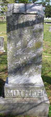 ROBINETTE, MOLLIE - Faulkner County, Arkansas | MOLLIE ROBINETTE - Arkansas Gravestone Photos