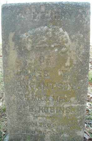 ROBINS, JAMES V. - Faulkner County, Arkansas | JAMES V. ROBINS - Arkansas Gravestone Photos