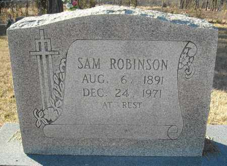 ROBINSON, SAM - Faulkner County, Arkansas | SAM ROBINSON - Arkansas Gravestone Photos