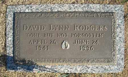 RODGERS, DAVID LYNN - Faulkner County, Arkansas | DAVID LYNN RODGERS - Arkansas Gravestone Photos