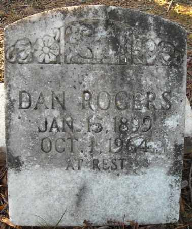 ROGERS, DAN - Faulkner County, Arkansas | DAN ROGERS - Arkansas Gravestone Photos
