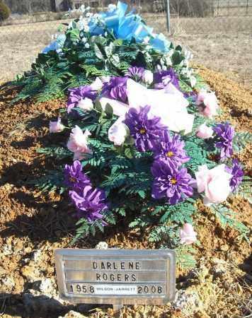 ROGERS, DARLENE - Faulkner County, Arkansas | DARLENE ROGERS - Arkansas Gravestone Photos