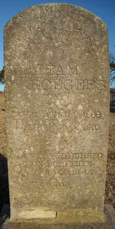 ROGERS, WILLIAM - Faulkner County, Arkansas | WILLIAM ROGERS - Arkansas Gravestone Photos