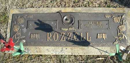 ROZZELL, DR., RAMON - Faulkner County, Arkansas | RAMON ROZZELL, DR. - Arkansas Gravestone Photos
