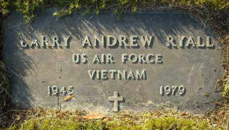 RYALL  (VETERAN VIET), LARRY ANDREW - Faulkner County, Arkansas | LARRY ANDREW RYALL  (VETERAN VIET) - Arkansas Gravestone Photos
