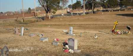 *SALEM BAPTIST OVERVIEW #2,  - Faulkner County, Arkansas |  *SALEM BAPTIST OVERVIEW #2 - Arkansas Gravestone Photos