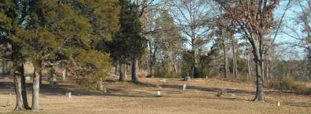 *SALEM BAPTIST OVERVIEW #1,  - Faulkner County, Arkansas |  *SALEM BAPTIST OVERVIEW #1 - Arkansas Gravestone Photos