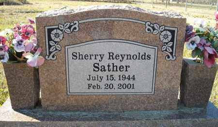 SATHER, SHERRY - Faulkner County, Arkansas | SHERRY SATHER - Arkansas Gravestone Photos
