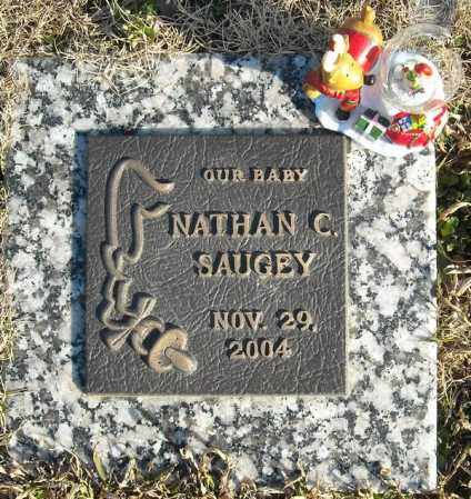 SAUGEY, NATHAN C. - Faulkner County, Arkansas | NATHAN C. SAUGEY - Arkansas Gravestone Photos