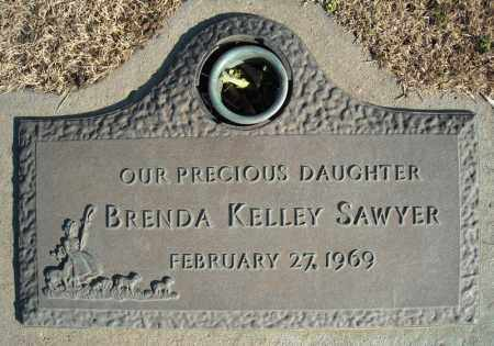 SAWYER, BRENDA KELLEY - Faulkner County, Arkansas | BRENDA KELLEY SAWYER - Arkansas Gravestone Photos