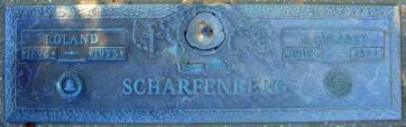 SCHARFENBERG, ROLAND - Faulkner County, Arkansas | ROLAND SCHARFENBERG - Arkansas Gravestone Photos