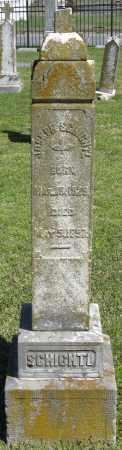 SCHICHTL, JOSEPH - Faulkner County, Arkansas | JOSEPH SCHICHTL - Arkansas Gravestone Photos