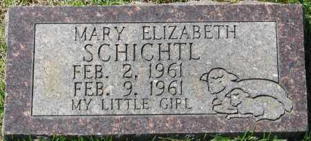 SCHICHTL, MARY ELIZABETH - Faulkner County, Arkansas | MARY ELIZABETH SCHICHTL - Arkansas Gravestone Photos