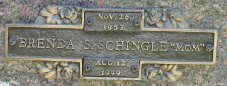 SCHINGLE, BRENDA S. - Faulkner County, Arkansas | BRENDA S. SCHINGLE - Arkansas Gravestone Photos