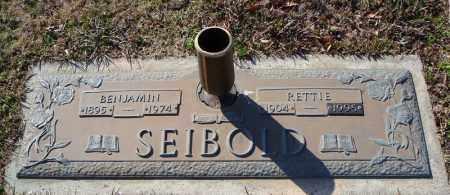 SEIBOLD, RETTIE - Faulkner County, Arkansas | RETTIE SEIBOLD - Arkansas Gravestone Photos