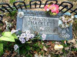 SHACKLETT, CAROLYN SUE - Faulkner County, Arkansas | CAROLYN SUE SHACKLETT - Arkansas Gravestone Photos