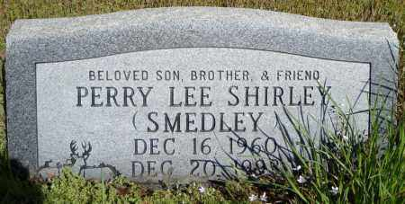 SHIRLEY, PERRY LEE - Faulkner County, Arkansas   PERRY LEE SHIRLEY - Arkansas Gravestone Photos