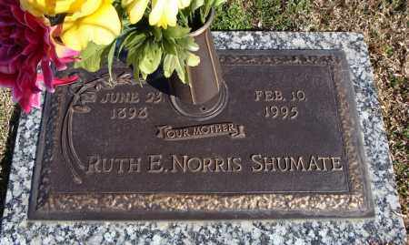 SHUMATE, RUTH E. - Faulkner County, Arkansas | RUTH E. SHUMATE - Arkansas Gravestone Photos