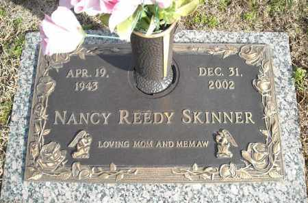REEDY SKINNER, NANCY - Faulkner County, Arkansas | NANCY REEDY SKINNER - Arkansas Gravestone Photos