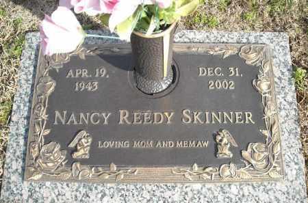 SKINNER, NANCY - Faulkner County, Arkansas | NANCY SKINNER - Arkansas Gravestone Photos