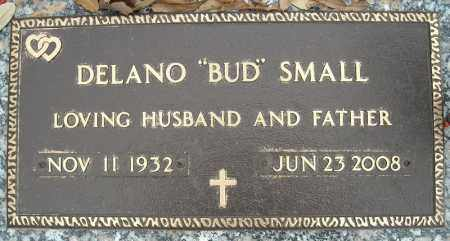"SMALL, DELANO ""BUD"" - Faulkner County, Arkansas 