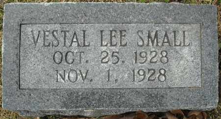 SMALL, VESTAL LEE - Faulkner County, Arkansas | VESTAL LEE SMALL - Arkansas Gravestone Photos
