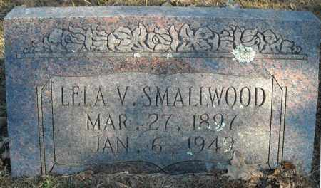 SMALLWAOOD, LELA V - Faulkner County, Arkansas | LELA V SMALLWAOOD - Arkansas Gravestone Photos