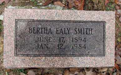 SMITH, BERTHA - Faulkner County, Arkansas | BERTHA SMITH - Arkansas Gravestone Photos