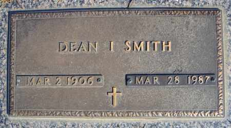 SMITH, DEAN I. - Faulkner County, Arkansas | DEAN I. SMITH - Arkansas Gravestone Photos