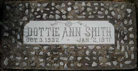 SMITH, DOTTIE ANN - Faulkner County, Arkansas | DOTTIE ANN SMITH - Arkansas Gravestone Photos