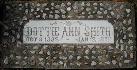 SMITH, DOTTIE ANN - Faulkner County, Arkansas | DOTTIE ANN SMITH - Arkansas Gravestone Photos