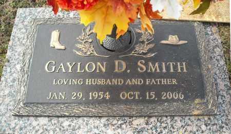 SMITH, GAYLON D. - Faulkner County, Arkansas | GAYLON D. SMITH - Arkansas Gravestone Photos