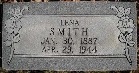 SMITH, LENA - Faulkner County, Arkansas   LENA SMITH - Arkansas Gravestone Photos