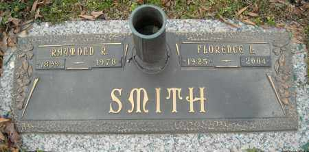 SMITH, FLORENCE L. - Faulkner County, Arkansas | FLORENCE L. SMITH - Arkansas Gravestone Photos