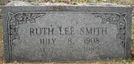 SMITH, RUTH LEE - Faulkner County, Arkansas   RUTH LEE SMITH - Arkansas Gravestone Photos