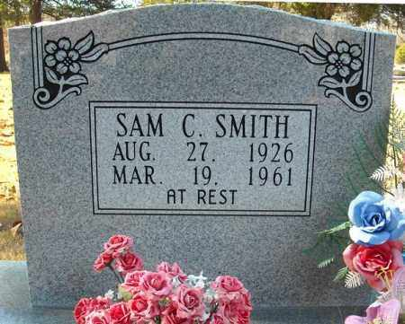SMITH, SAM C. - Faulkner County, Arkansas | SAM C. SMITH - Arkansas Gravestone Photos